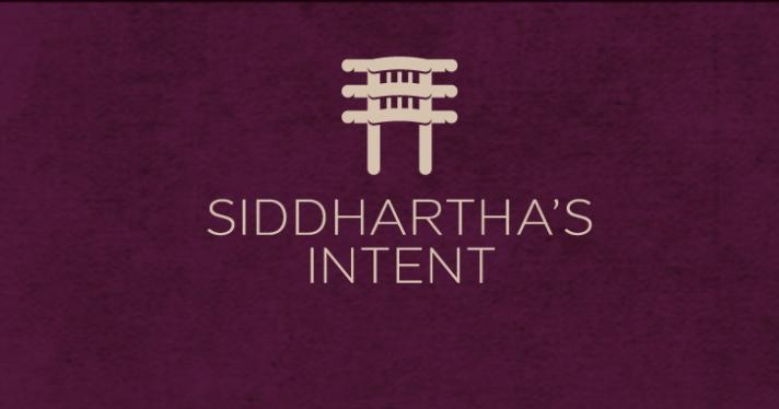 Siddhartha's Intent Newsletter
