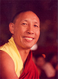 Sengdrak Rinpoche
