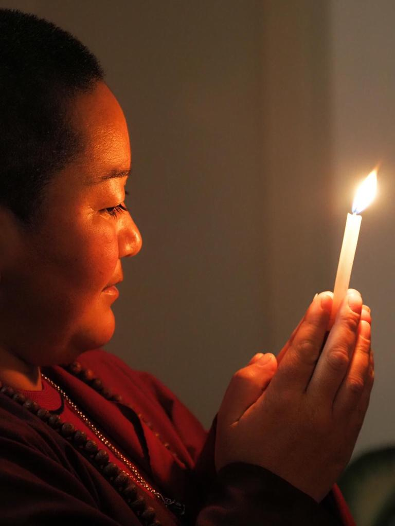 Ani-la's prayer
