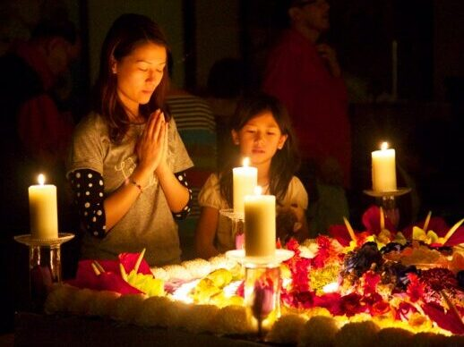 Candlelight Mandala