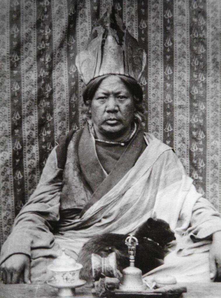 Ladakh Taktsang Rinpoche